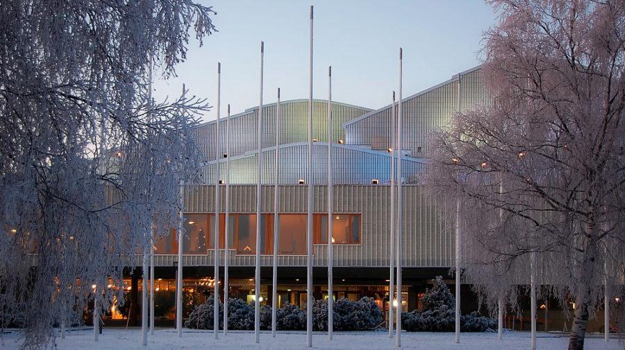 Rovaniemi Theatre Lappia House